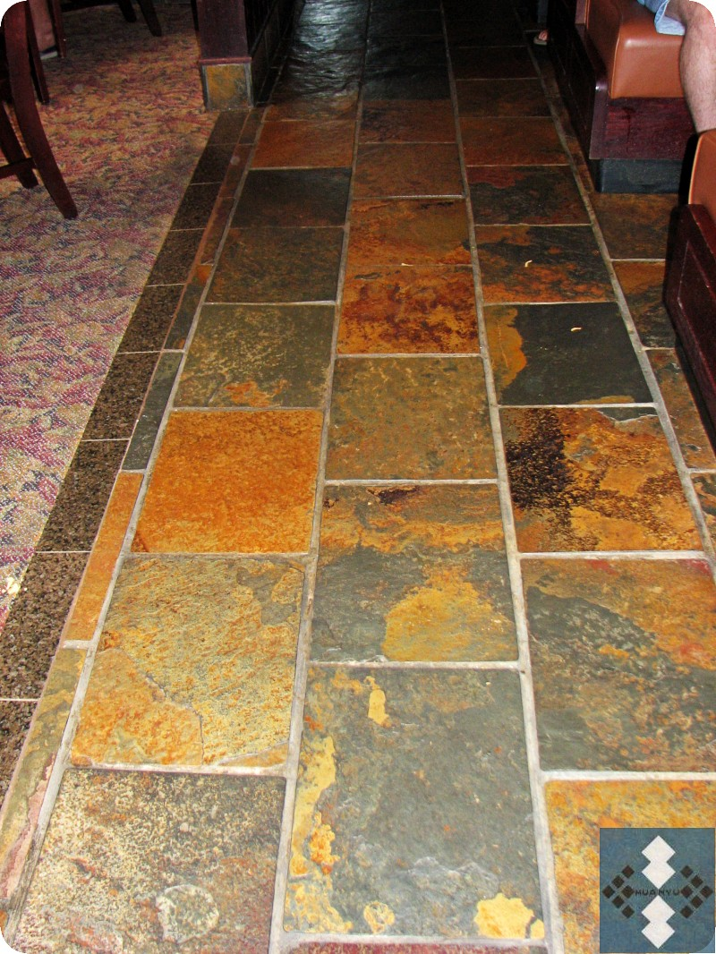 Multicolor Rusty Tiles In U.S....
