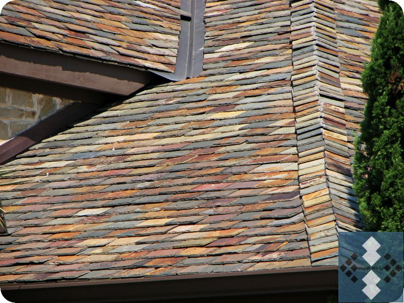 400X200 Multicolor Rusty Tiles...