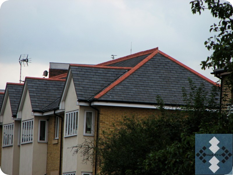 Black Roof Slate Project In U....