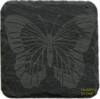 Etch Coaster-Black...